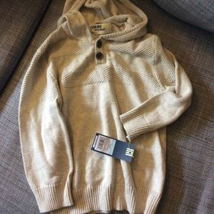 Toddler size 5T hoodie sweater NWT